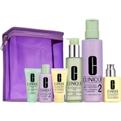 Clinique Great Skin Home and Away 3-Step Set For Drier Skin