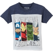 Marvel Toddler Boys Avengers Assemble Tee