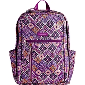 Vera Bradley Lighten Up Grand Backpack, Dream Diamonds fd6a725456
