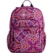 Vera Bradley Iconic Campus Backpack, Dream Tapestry