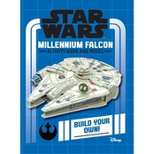 Star Wars Build Your Own: Millennium Falcon (Hardcover)