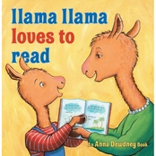 Llama Llama Loves to Read (Hardcover)