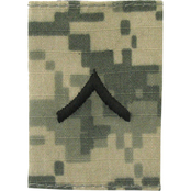Army Rank Private (PV2) Gore-Tex (UCP)
