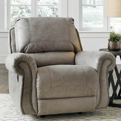 Signature Design by Ashley Olsberg Rocker Recliner