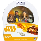 PEZ Star Wars Han Solo Gift Tin