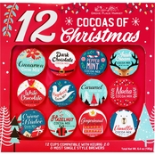 The 12 Holiday Cocoa K-Cups Collection
