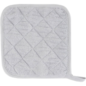 Lavish Home Heat Resistant Quilted Cotton Potholders 3 pk.