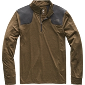 The North Face Kilowatt Quarter Zip Knit Jacket