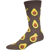 Socksmith Avocado Novelty Cotton Socks