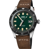Oris Men's Diver 65 Watch 73377204057LS