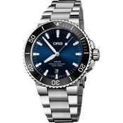 Oris Men's Aquis Date Watch 73377304135MB