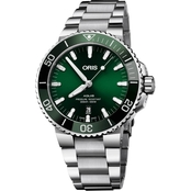 Oris Men's Aquis Date Watch 73377304157MB
