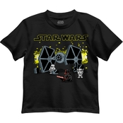 Disney Little Boys Star Wars Tee