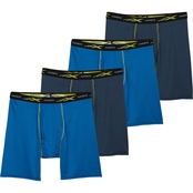 Hanes X-Temp 4-Way Stretch Mesh Boxer Briefs 4 pk.