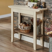 Furniture of America Kam Accent Table