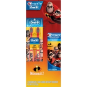 Crest & Oral-B Kids Disney Pixar The Incredibles 2 Holiday Gift Pack