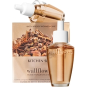 Bath & Body Works Kitchen Spice Wallflowers Refill 2 pk.