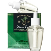 Bath & Body Works Stress Relief Eucalyptus and Spearmint Wallflowers Refill 2 pk.