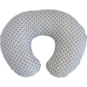 Boppy Geometric Circles Nursing and Positioner Pillow