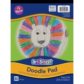 Pacon 9 x 12 in. Doodle Pad