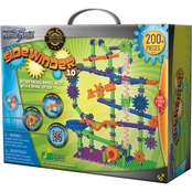 The Learning Journey Techno Gears Marble Mania Sidewinder 3.0 Construction Set