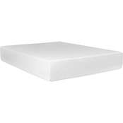 Snuggle Home Gel Memory Foam 12 in. Mattress