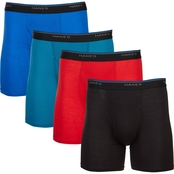 Hanes ComfortBlend Tagless Assorted Boxer Briefs