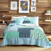 Makers Collective Justina Blakeney Native Springs Quilt Set