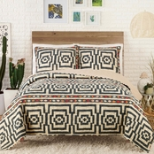 Makers Collective Justina Blakeney Hypnotic 3 pc. Quilt Set