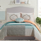 Makers Collective Molly Hatch Happy Thoughts 3 pc. Quilt Set