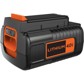 Black & Decker 40V MAX Li-Ion Battery 2.0 Ah