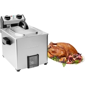 Cuisinart Extra Large Rotisserie Turkey Fryer