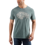 Lucky Brand Bison Tee