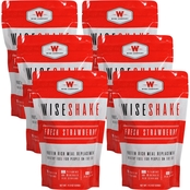 Wise Company Emergency Strawberry Shake, 6 pk.