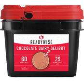 Wise Company Emergency Dairy Delight Chocolate, 60 Servings