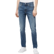Calvin Klein Jeans Slim Houston Mid Blue Jeans