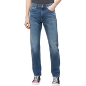 Calvin Klein Jeans Straight Houston Mid Blue Jeans