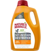 Nature's Miracle Oxy Formula Set-In Stain Orange Scent Destroyer