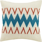 Jessica Simpson Caicos 16x16 In. Chevron