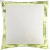 Jessica Simpson Watercolor Garden Euro Sham