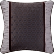 Marquis by Waterford Pierce 16 x 16 in. Decorative Pillow