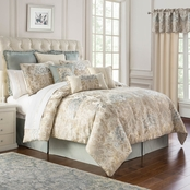 Marquis by Waterford Warren Multicolor Comforter Set