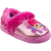 Nickelodeon Toddler Girls Shimmer and Shine Slippers