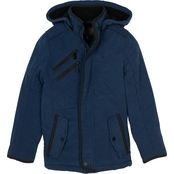 Urban Republic Boys Microfiber Quilted Polar Fleece Jacket