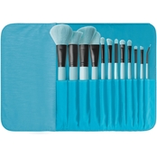 Coastal Scents Brush Affair Collection 12 pc. Brush Set