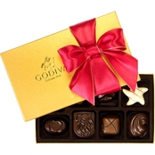 Godiva 8 pc. Holiday Ballotin
