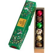 Godiva 6 pc. Holiday Truffles Box