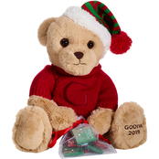 Godiva 6pc Plush Bear