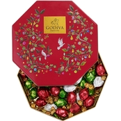 Godiva 50 pc. Holiday Tin