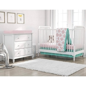 Little Seeds Cora Crib and Toddler Bedding Set